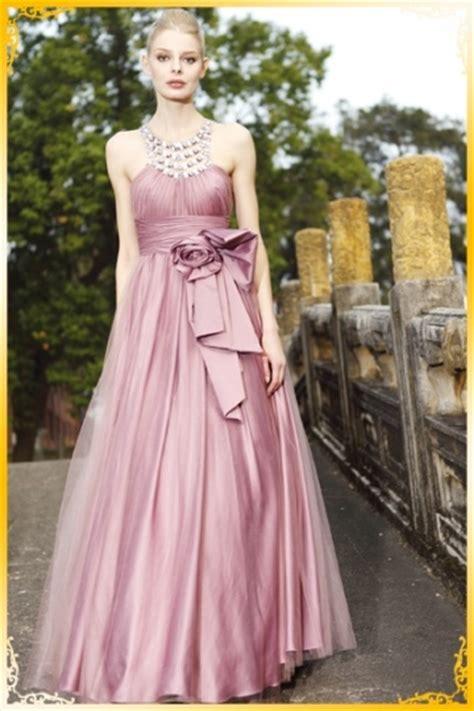 Brautkleider Um 1850 by A Linie Neckholder Empire Perlen Verziertes Abendkleid
