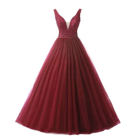 burgundy beaded dress ultimate prom dress guide for your shape luulla s