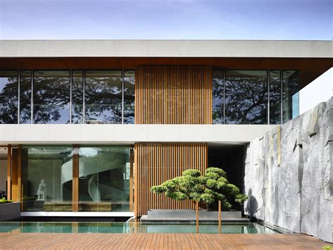 Modern Cabin Design gallery of 65btp house ong amp ong pte ltd 5