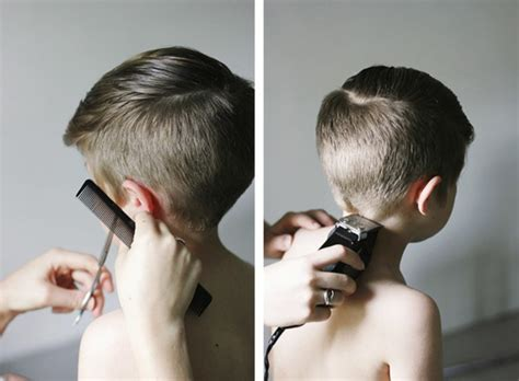 Kinder Jungs Frisuren 2015