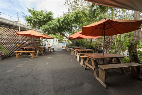 To Market Recap Outdoor Area by The Outdoor Seating Area Where Events Are Held Like
