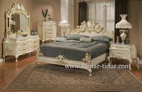 Tempat Tidur Empire interior kamar mewah furniture kamar tidur set kamar