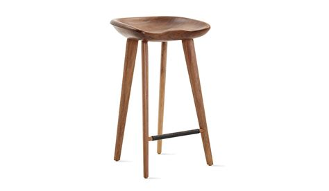 Tractor Bar Stools by Tractor Counter Stool Walnut Craig Bassam For