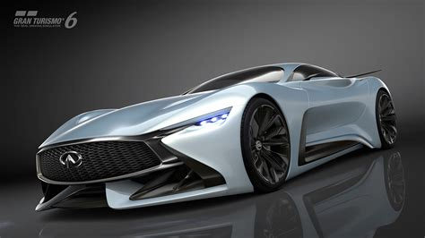 infinity concept car gran turismo 6 adds this gorgeous infiniti concept car