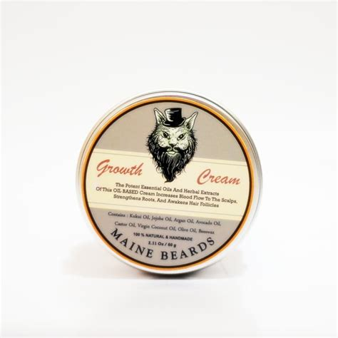 Paket Maine Beards Minoxidil Serum Dan Krim Penumbuh Brewok maine beards untuk brewok lebih lebat dan panjang
