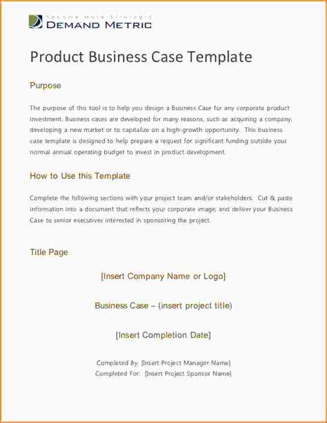 business justification template 8 business justification exle paradochart