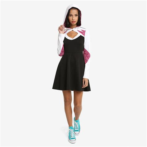 Gwen Dress marvel spider gwen dress