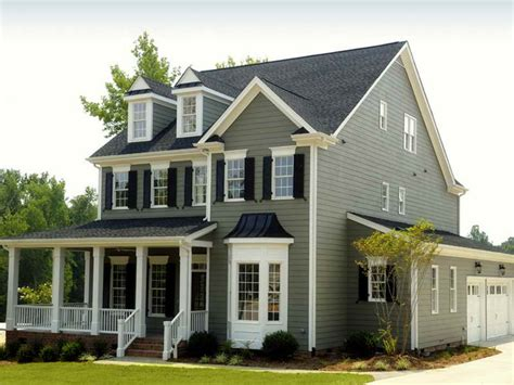 Outdoor House Paint Colors | ideas image gray painting house exterior modern painting