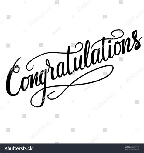 congratulationstexttemplate banner card vector