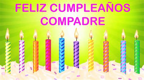 imagenes de happy birthday elena compadre wishes mensajes happy birthday youtube