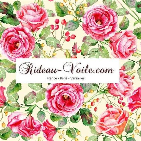Rideaux A Fleurs by Rideau Et Rideaux 224 Fleurs Et Feuilles Vertes