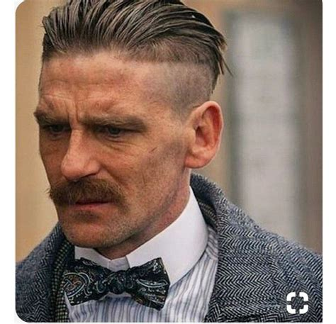 thomas shelby hair arthur shelby peaky blinders haircut pinterest peaky