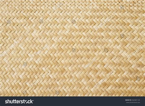 traditional new zealand flax weaving detail stock photo