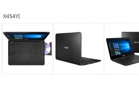 Laptop Asus Dengan Prosesor Amd asus x454yi notebook berbasis amd dengan performa grafis radeon r5 republika