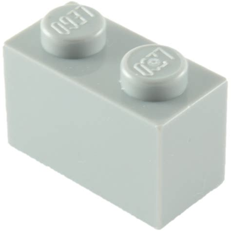 Lego Brick Blue 1 X 2 3004 lego medium gray brick 1 x 2 3004 brick owl lego marketplace