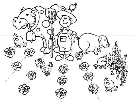 imagenes de huertas escolares para colorear dibujos de huertos escolares para colorear imagui