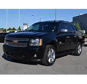 2013 Chevrolet Avalanche Black Diamond Edition Pictures To Pin On