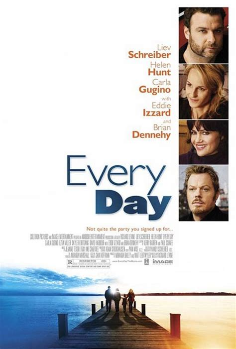 day 2010 trailer every day poster and trailer filmofilia