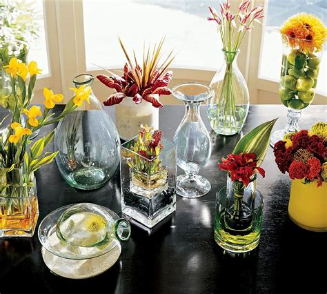 real simple ideas for simple glass vases by kimberly reuther designspeak real simple ideas for simple glass vases st louis magazine