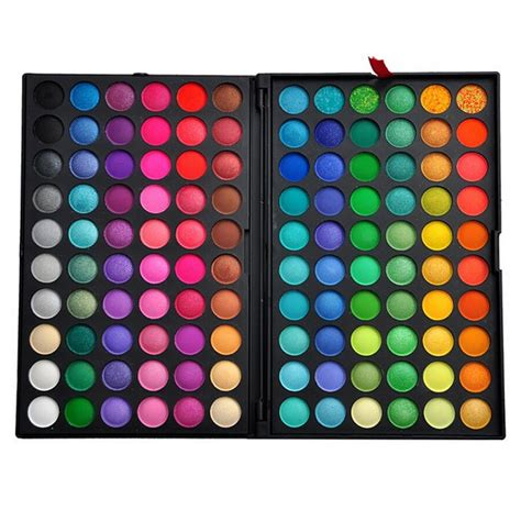Eyeshadow Kit new 120 colors eyeshadow cosmetics mineral make up professional makeup eye shadow palette