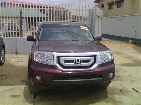 honda pilot touring edition price nm autos nigeria
