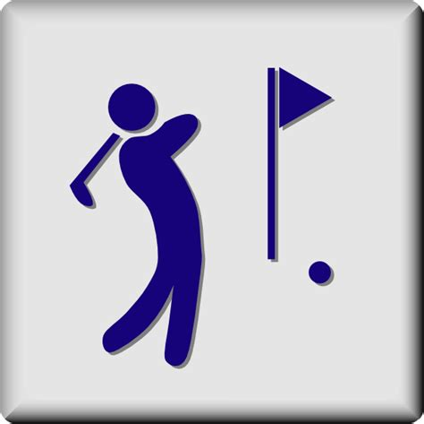 golf clipart hotel icon golf course clip at clker vector clip