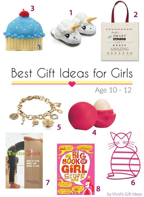 gift ideas for 10 12 years old tween girls tween gift
