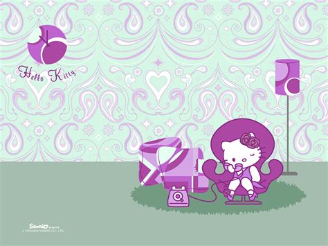 download theme hello kitty untuk laptop free hello kitty screensavers and wallpapers wallpaper cave