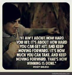 Rocky movie quotes quotesgram