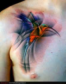 tattoos of humming bird hummingbird tattoo designs male