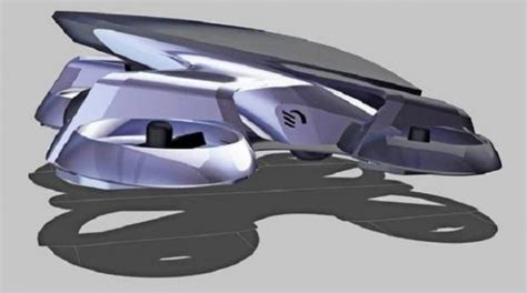 2020 Toyota Flying Car by Tweaktown Technology In Vehicles News Index Page 1