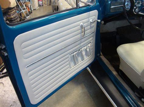 classic  vw beetle bug sea blue sunroof vintage sedan  sale volkswagen type  coupe
