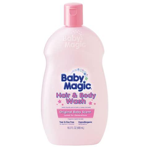 Trulum Magic Water All In One Original Produk original hair wash baby magic