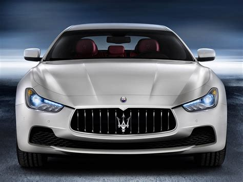 2014 Maserati Ghibli Price Specs Top Auto Magazine