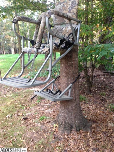 Climbing Rack For Sale by Armslist For Sale A P I Climbing Stand