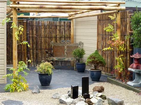bamboo gazebo kit bamboo pergola kit 3 x 4 m