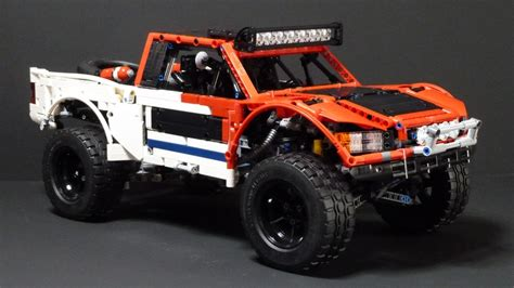 rc baja truck trophy truck the lego car
