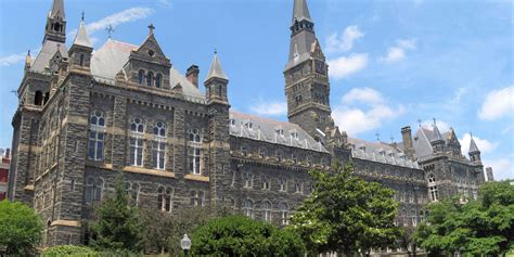 Georgetown Evening Mba Deadline by Georgetown Admissions Essay