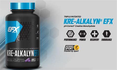 Kre Alkalyn Efx Kre Alkalyn 120 Capsul Caps buy kre alkalyn efx 120 capsules rock supplements