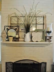 Window Mantel Mantle Ideas House Ideas