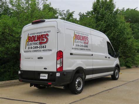 ford transit  tekonsha oem replacement vehicle