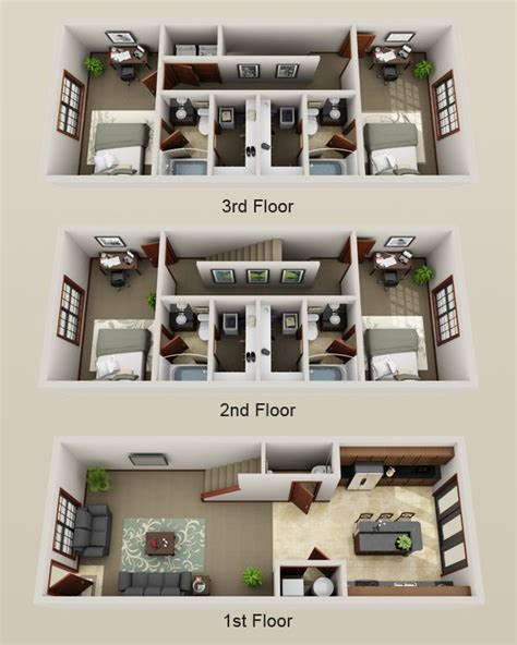 sims 3 apartment floor plans best 25 apartment floor plans ideas on sims 3