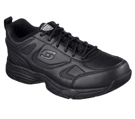 skechers work shoes buy skechers work relaxed fit dighton bricelyn sr work