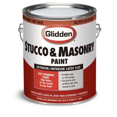 glidden ultra hide 1 gal flat white paint gl2251 0110 01 the home depot