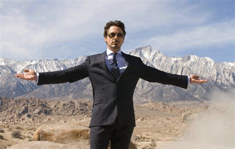 robert downey jr as tony stark robert downey jr signs with marvel for the avengers 2 3