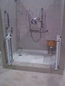 handicap shower door 1000 images about walk in shower on walk in