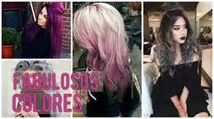 moda para el cabello2016 colores para el cabello moda 2017 youtube