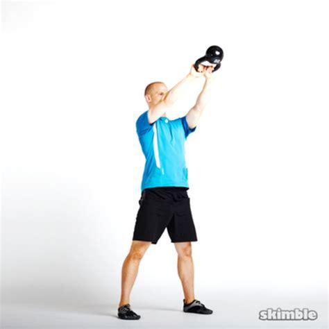 kettlebell swing how to alternating kettlebell swings exercise how to skimble