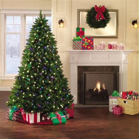 indoor christmas tree lights christmas tree lighting tips and ideas for easy holiday