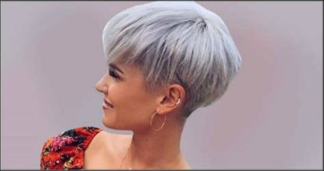 frisuren undercut damen kurz modische frisuren